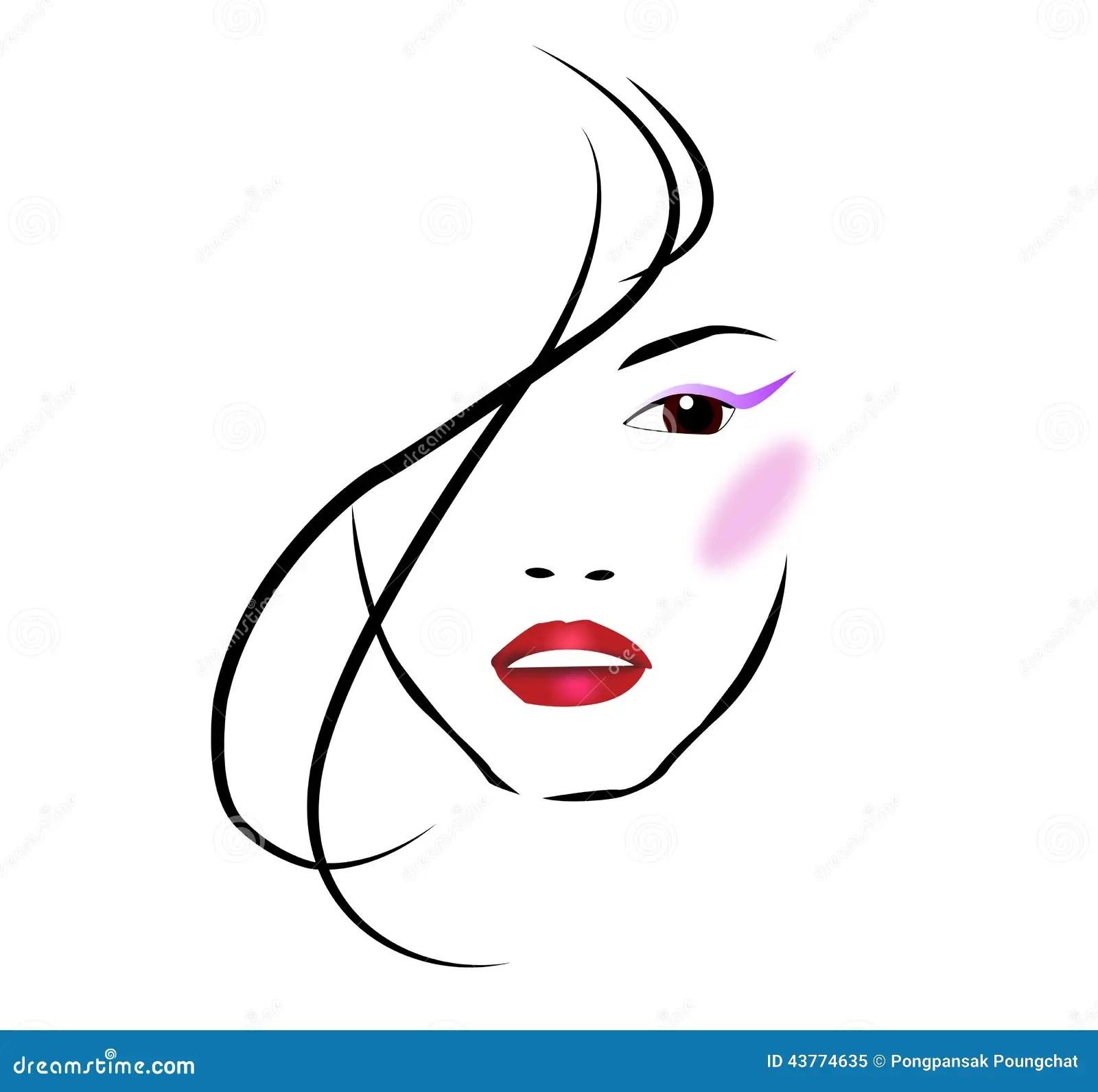 Beauty Salon Stock Vector