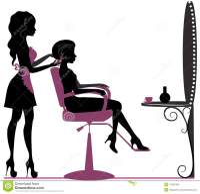 Beauty salon stock vector. Illustration of haircutting ...