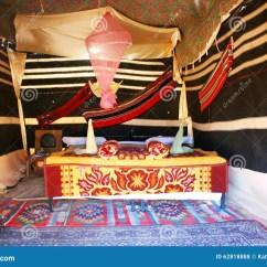 Petra Sofa Bed Furniture Village Charlie Interior Define Bedouin Camp Resort Near Jordan Editorial Photo