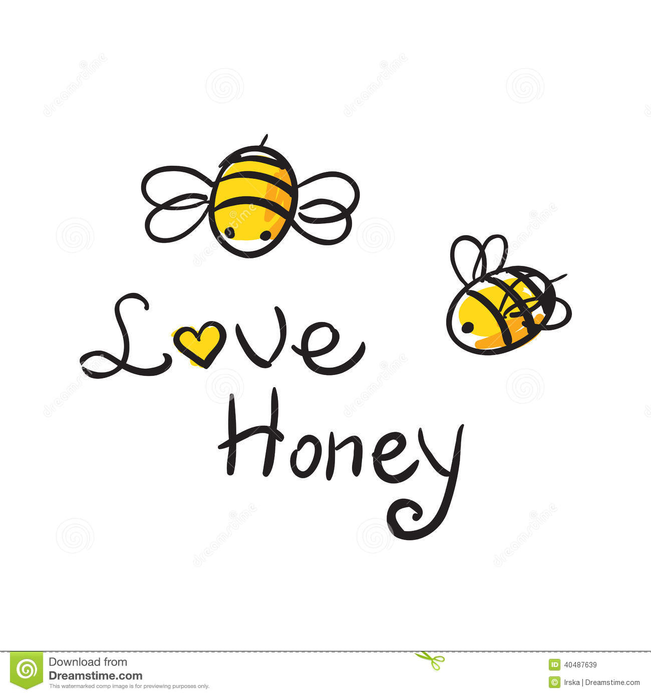 Free Clipart Bee