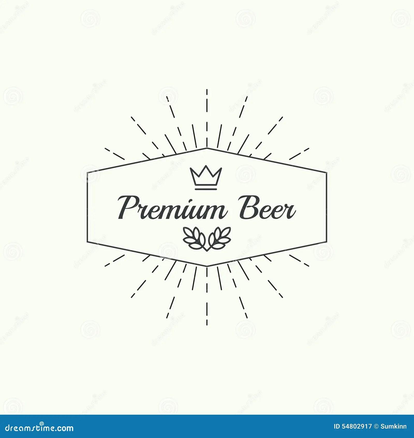 Beer Logos And Symbols