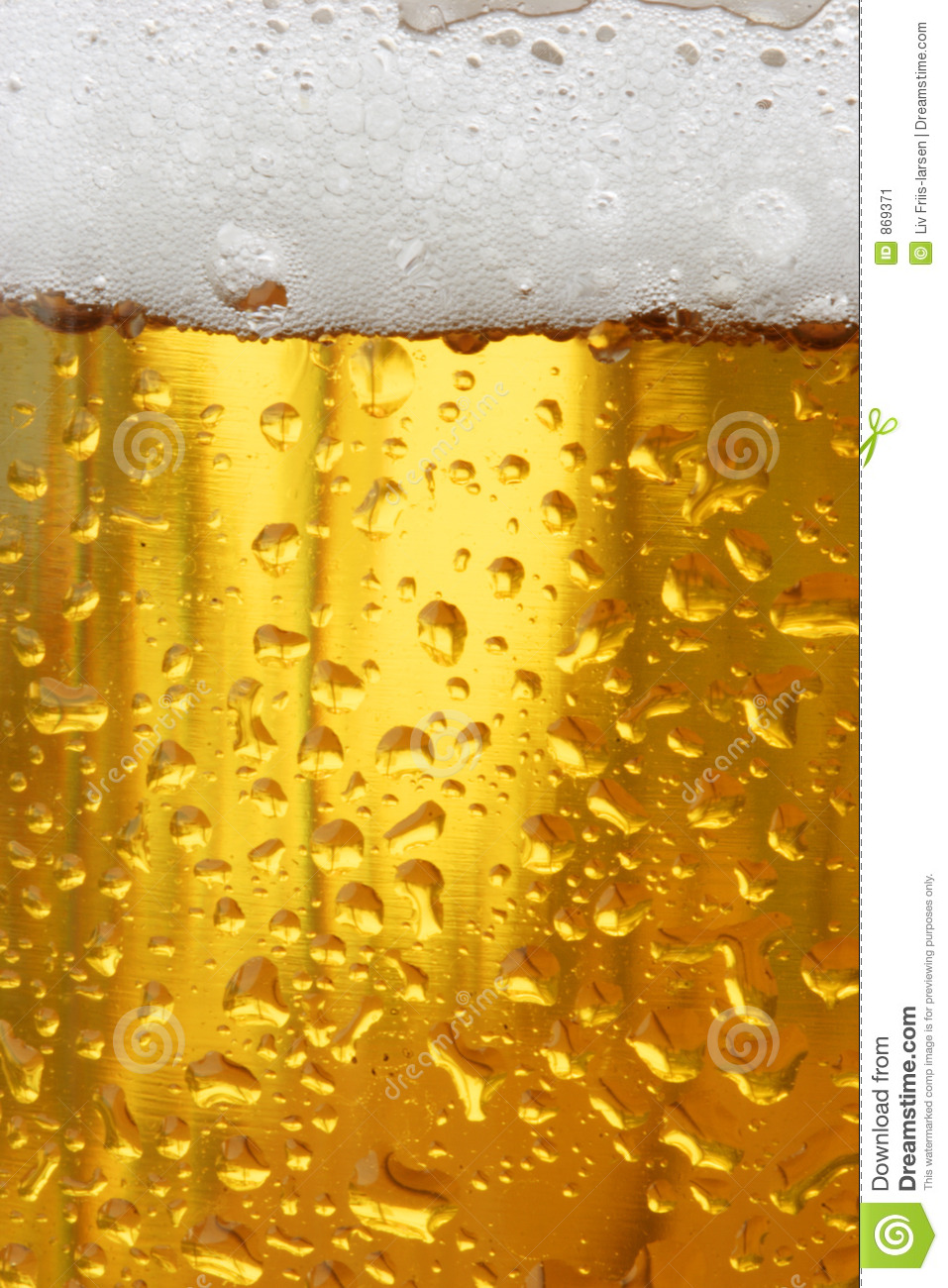 Beer texture stock image Image of head texture foam