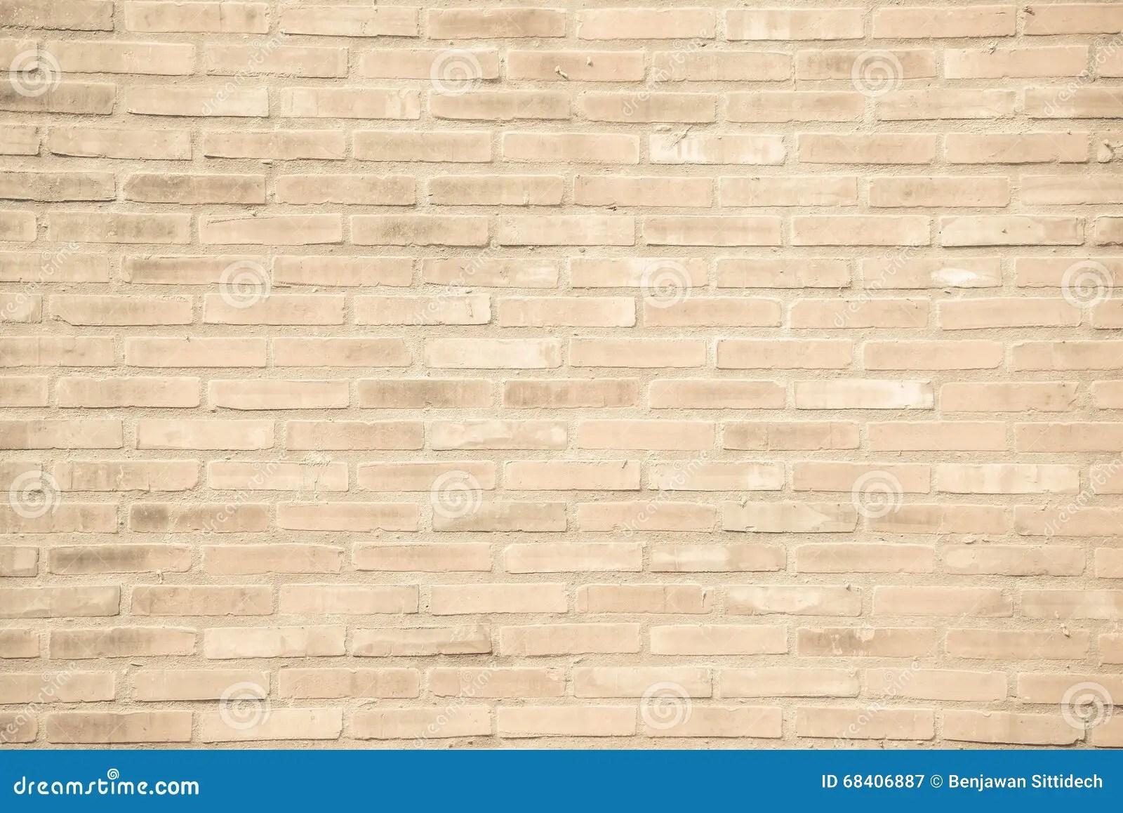 beige grunge brick wall