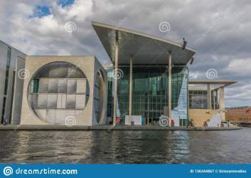 Modern And Contemporary Architecture In Berlin Editorial Photography Image of shape tradition: 136344867