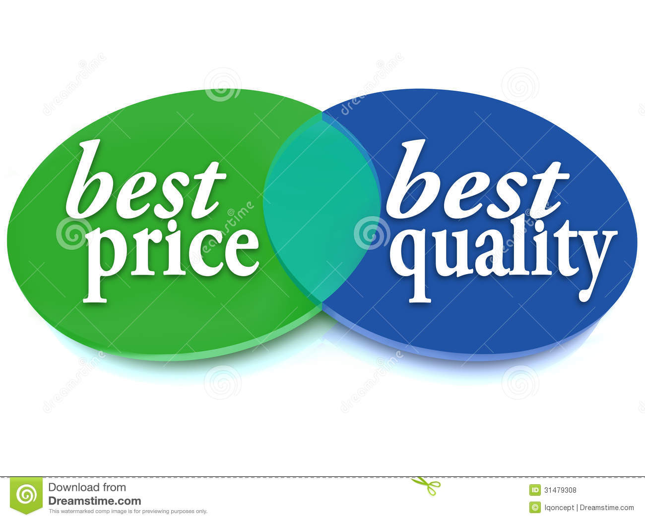 vector venn diagram emg wiring best price and quality comparison ideal buy stock illustration - of ...