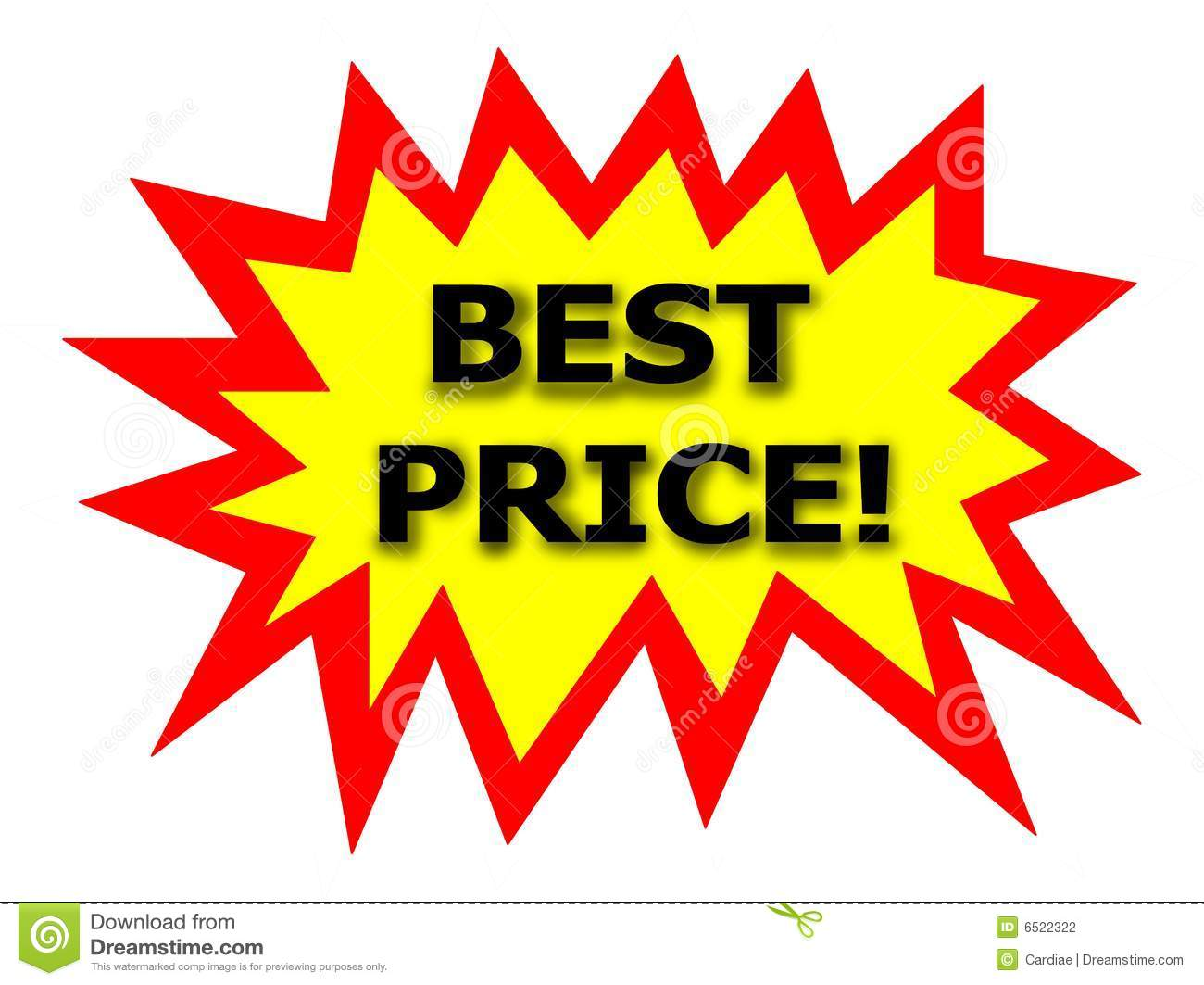 BEST PRICE Tag Stock Photography  Image 6522322