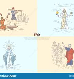 bible story plots myth and legends biblical characters noah ark god creating [ 1600 x 1155 Pixel ]