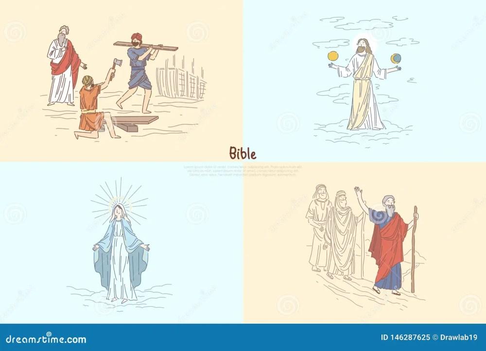 medium resolution of bible story plots myth and legends biblical characters noah ark god creating