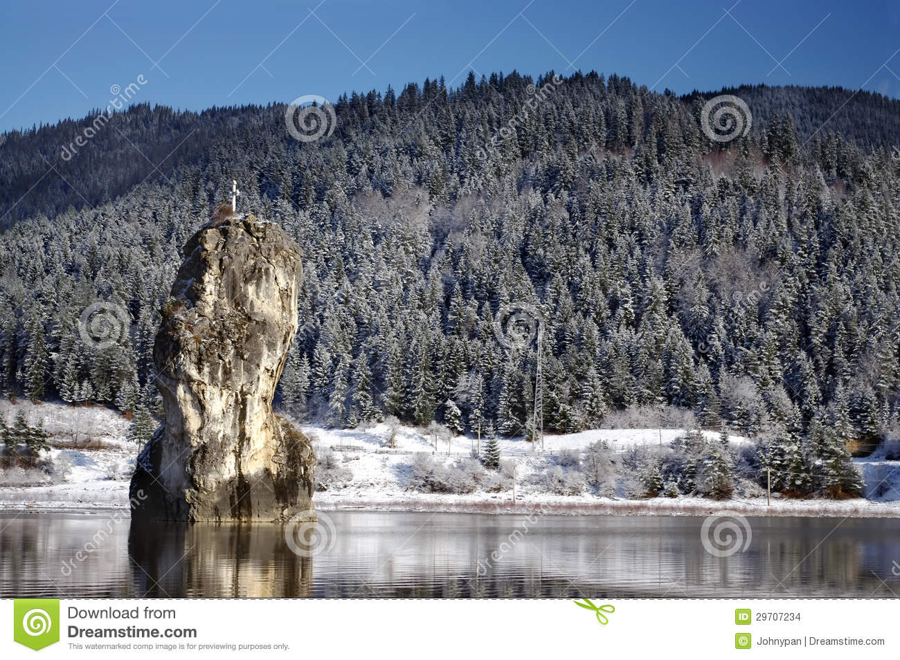 Devil s stone stock photo. Image of teiului. traditional - 29707234