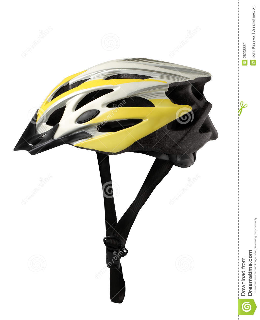 Bicycle Safety Helmet Stock Photo Image Of Sportswear