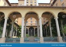 Biltmore Hotel Coral Gables Fl Royalty Free Stock