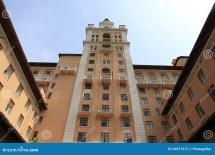 Biltmore Hotel Coral Gables Fl Stock