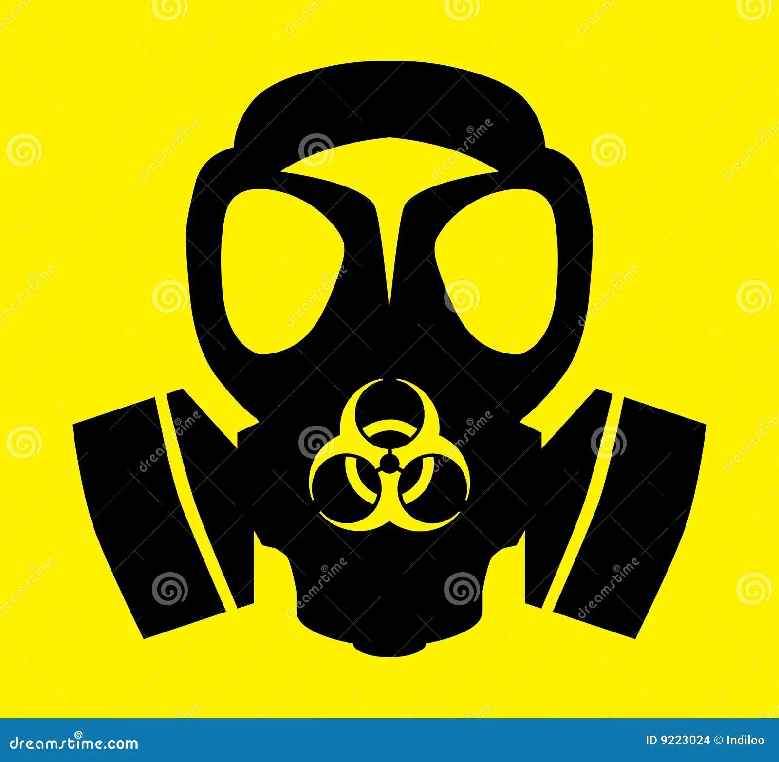 bio hazard gas mask