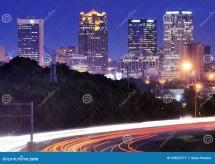 Birmingham Alabama Skyline Stock - 24523771