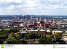Birmingham Skyline Royalty Free Stock - 24719859