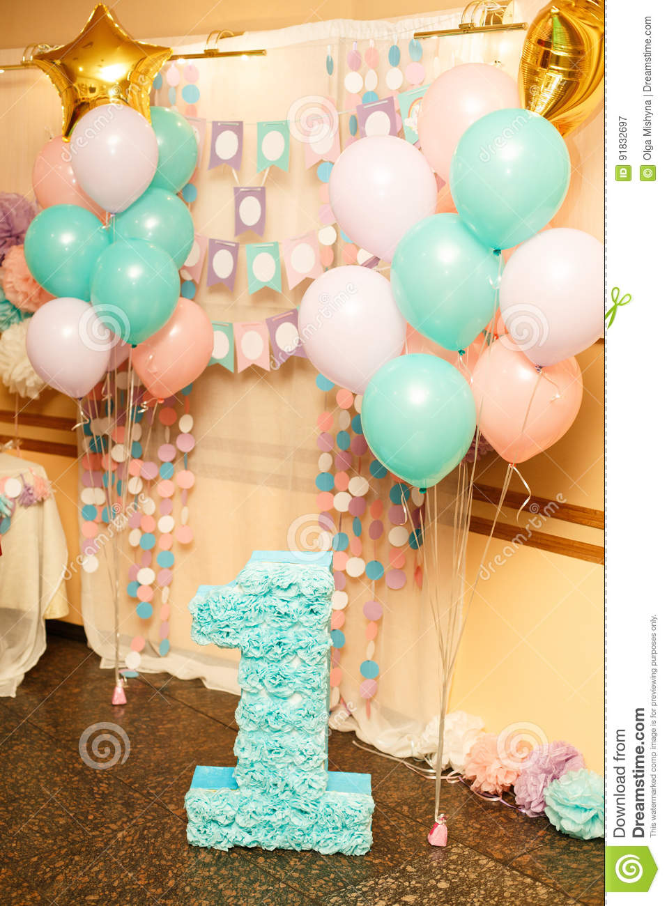 birthday party for child