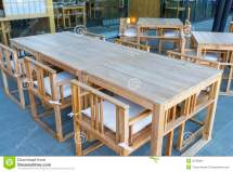 Bistro Furniture Stock Of Clean