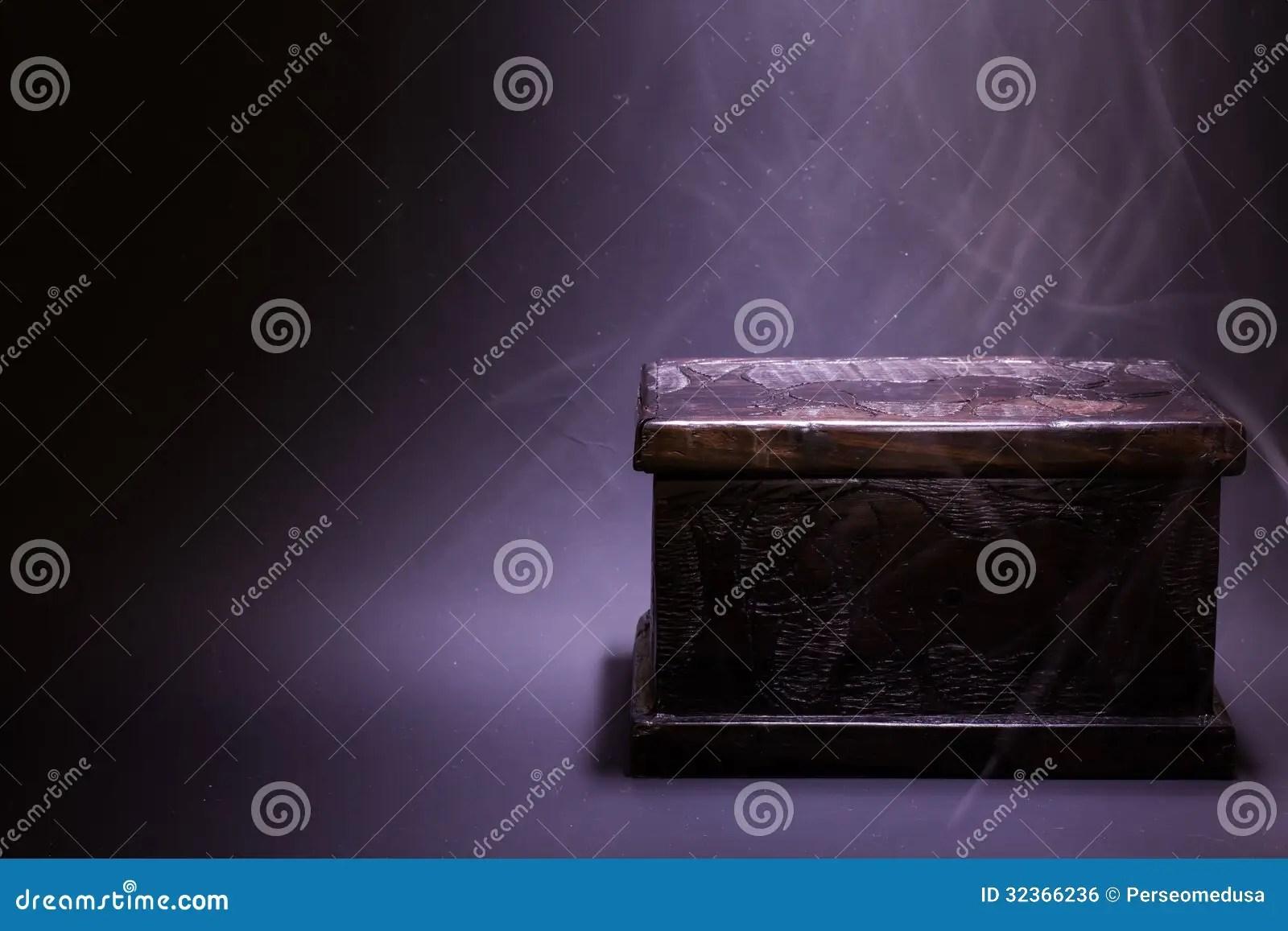 Black Box stock photo. Image of deamon. treasure. closed - 32366236