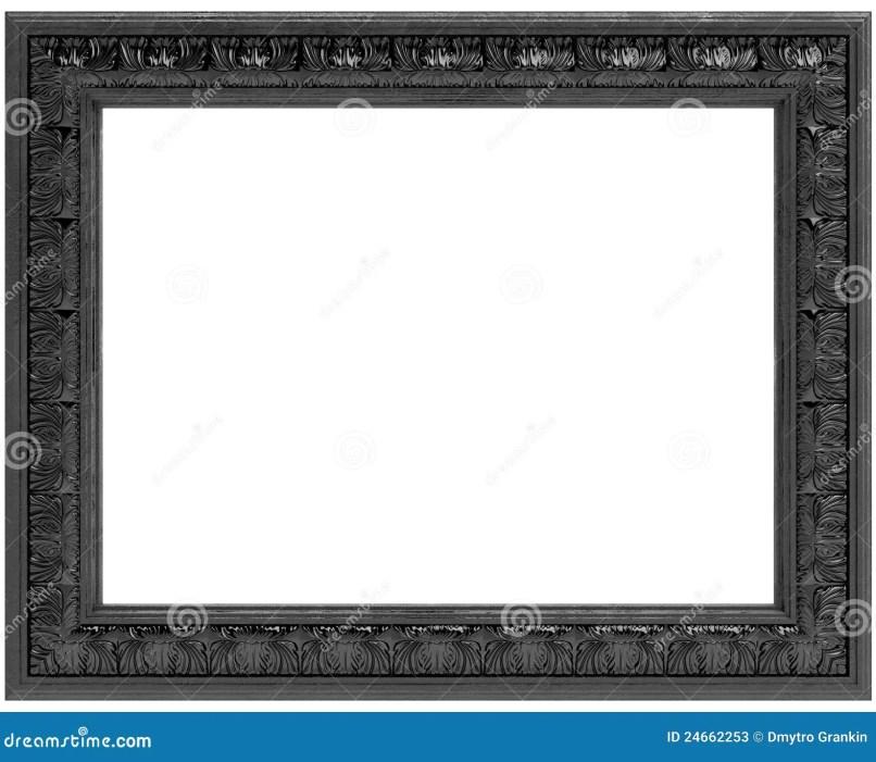 Ziemlich Black Ornate Picture Frame Ideen - Benutzerdefinierte ...