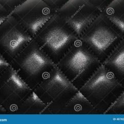 Cloth Sofa Chester Set Black Leather Texture, Bag, Skin, Chanel Stock Photo ...