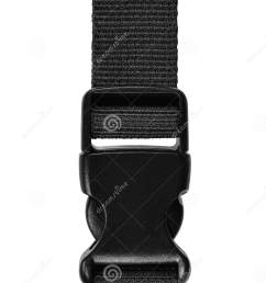black side release acculoc buckle plastic clasp quick nylon belt rope lock strap isolated [ 1063 x 1689 Pixel ]