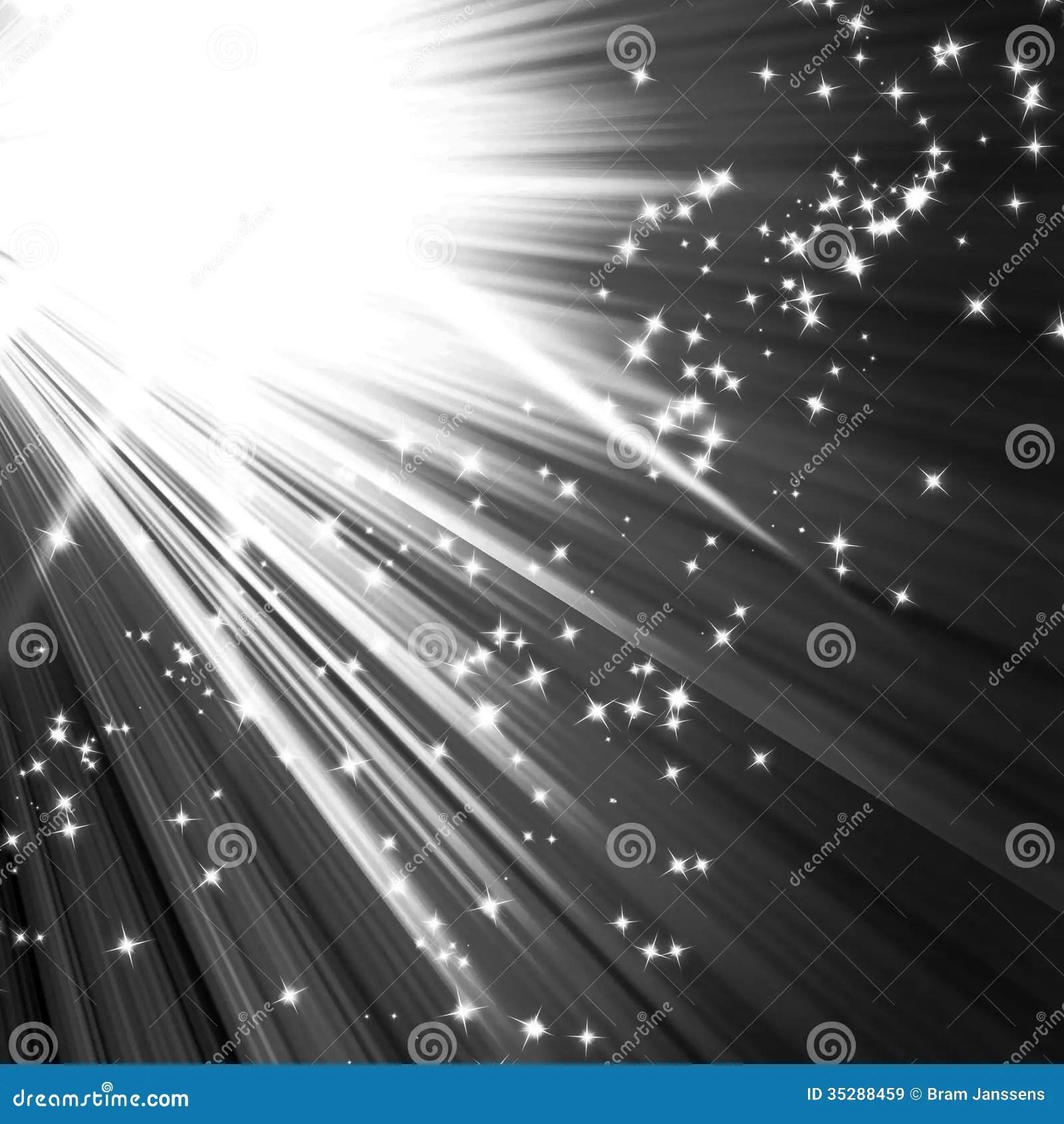 Sparkle Grey Background