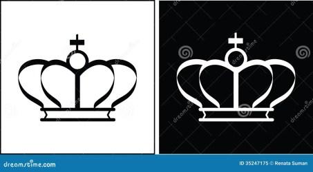 crowns illustration royalty