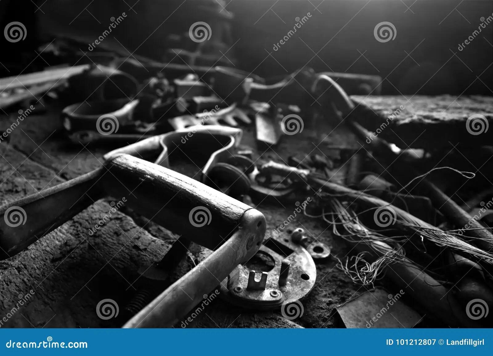Old Antique Tools