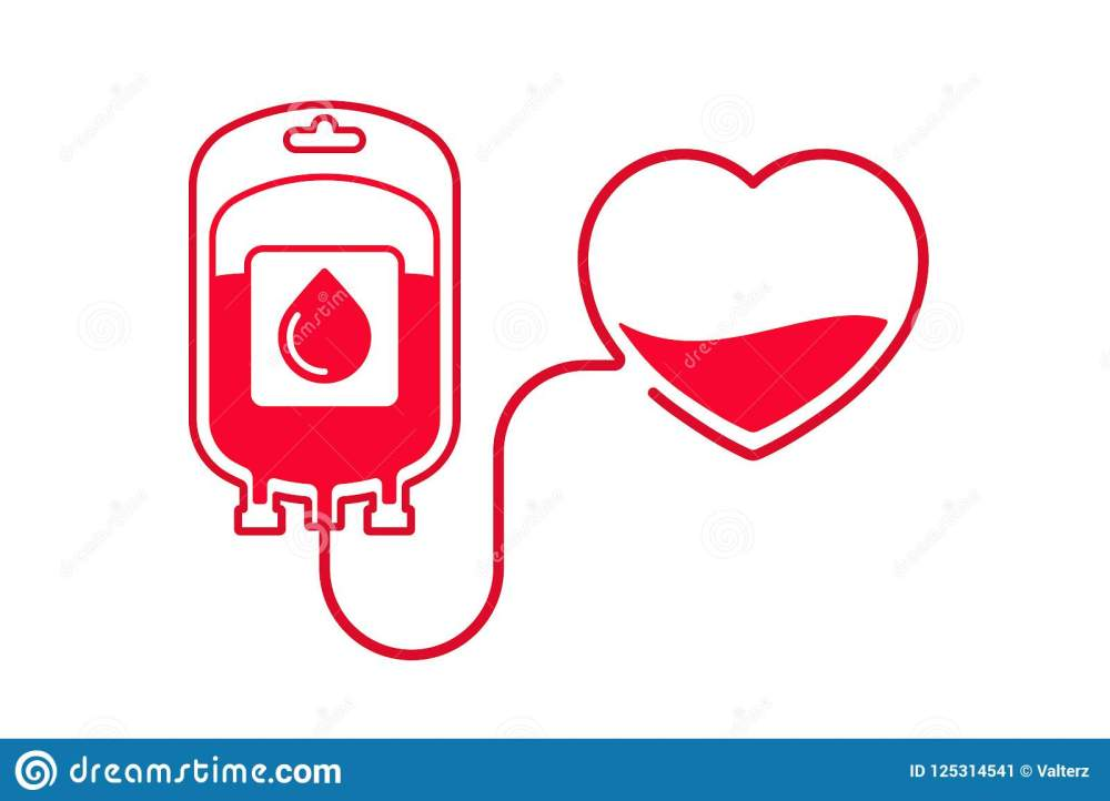 medium resolution of blood donation vector illustration donate blood concept with blood bag and heart world blood donor day june 14