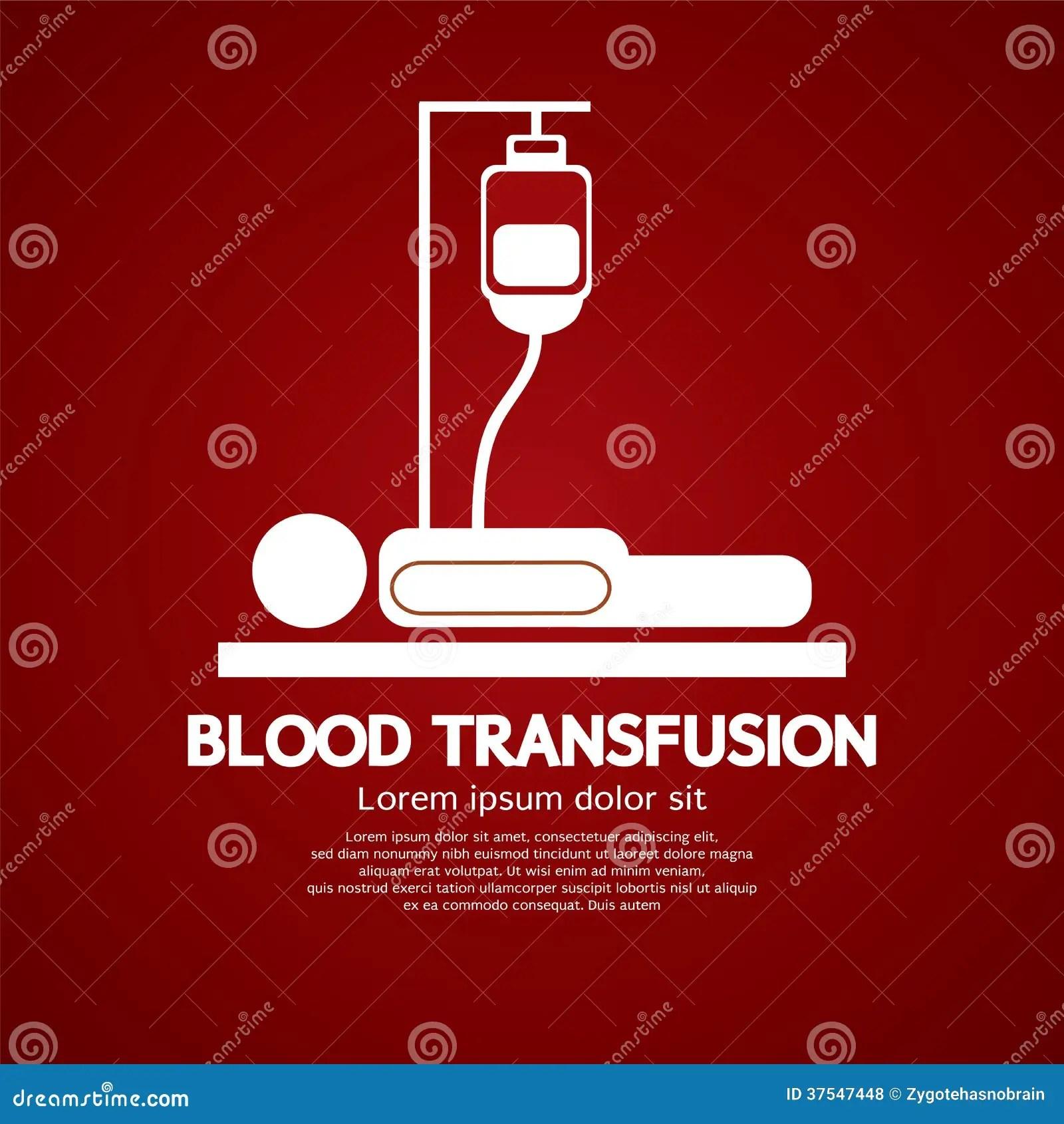 Blood Transfusion. Royalty Free Stock Photos - Image: 37547448