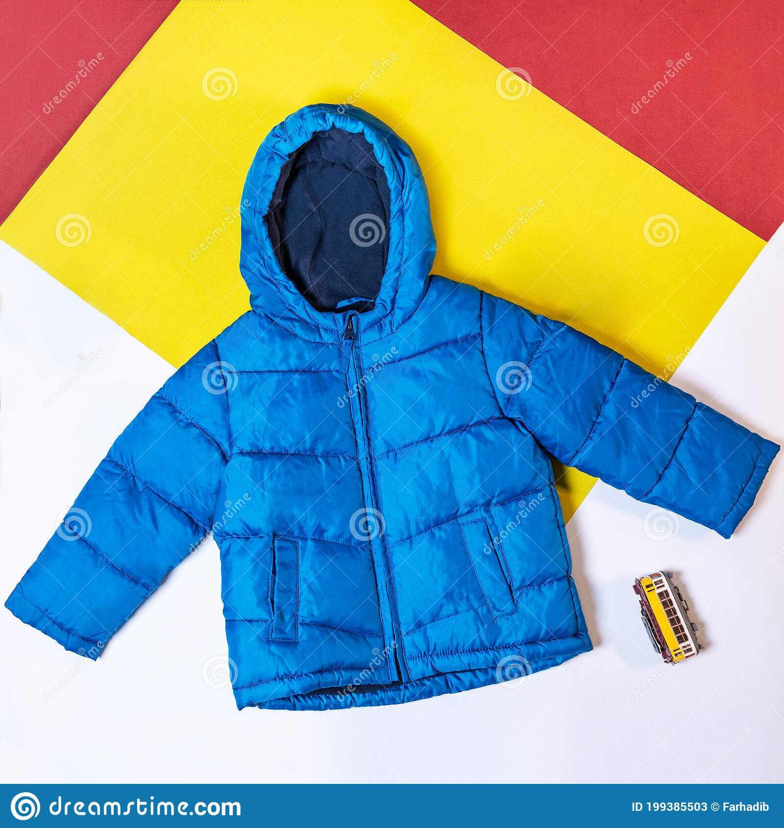 This is empty mockup so you can easily add your own design to it. Blue Hood Jacket Mock Up Isolated Top View Stock Image Image Of Apparel Jacket 199385503