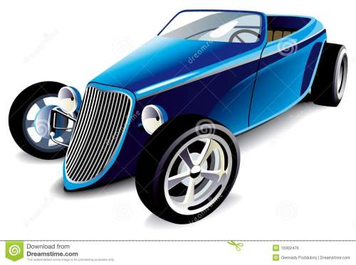 small resolution of hot rod clipart free