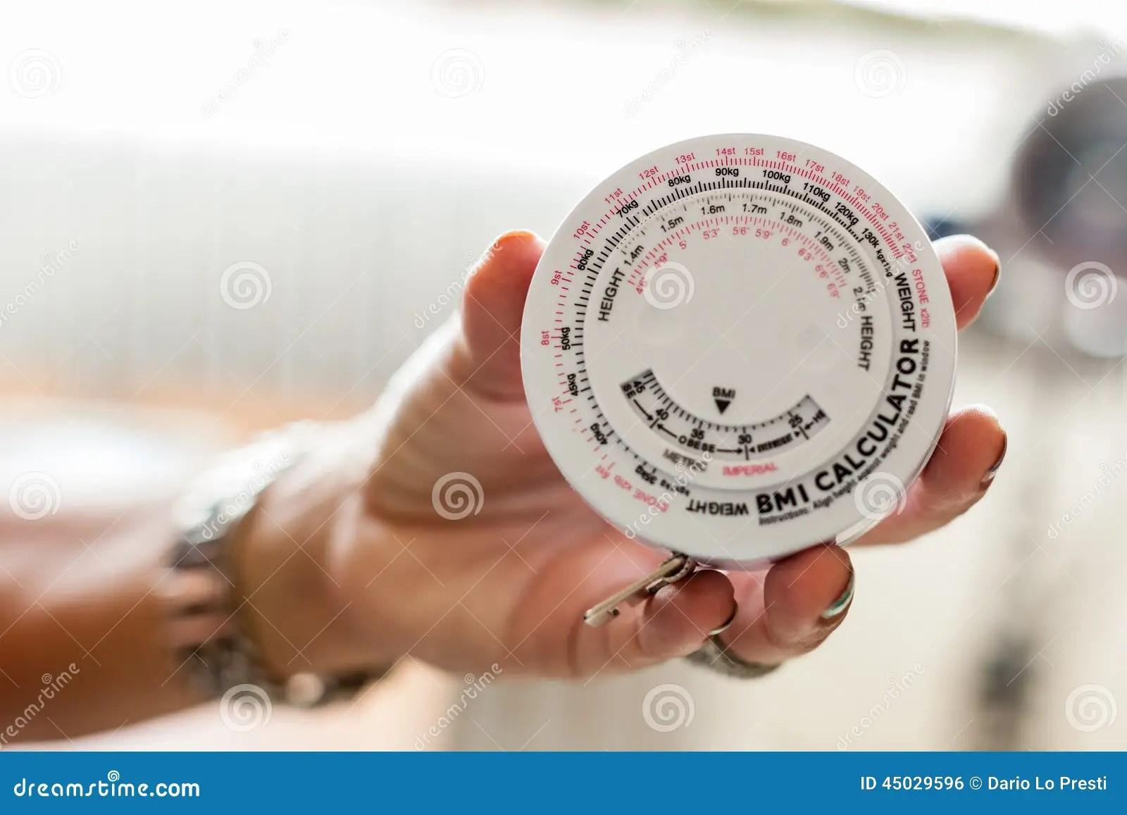 Bmi Calculator Stock Photo Image Of Nutritionist Lose