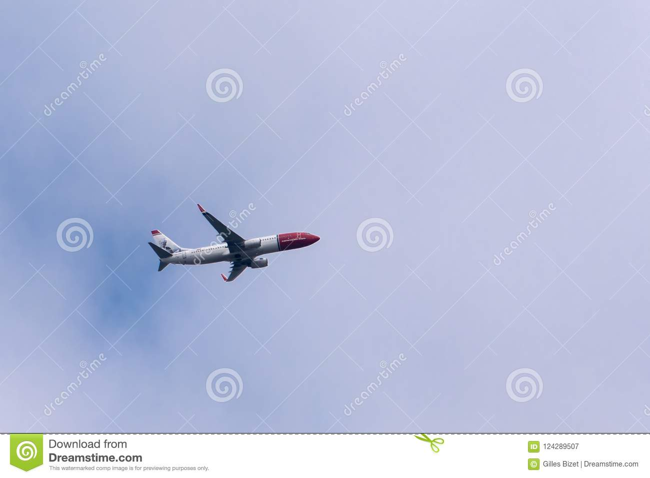 boeing 737 8jp from