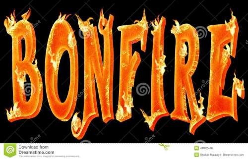 small resolution of text design with the realistic burning effect with fire flames royalty free illustration