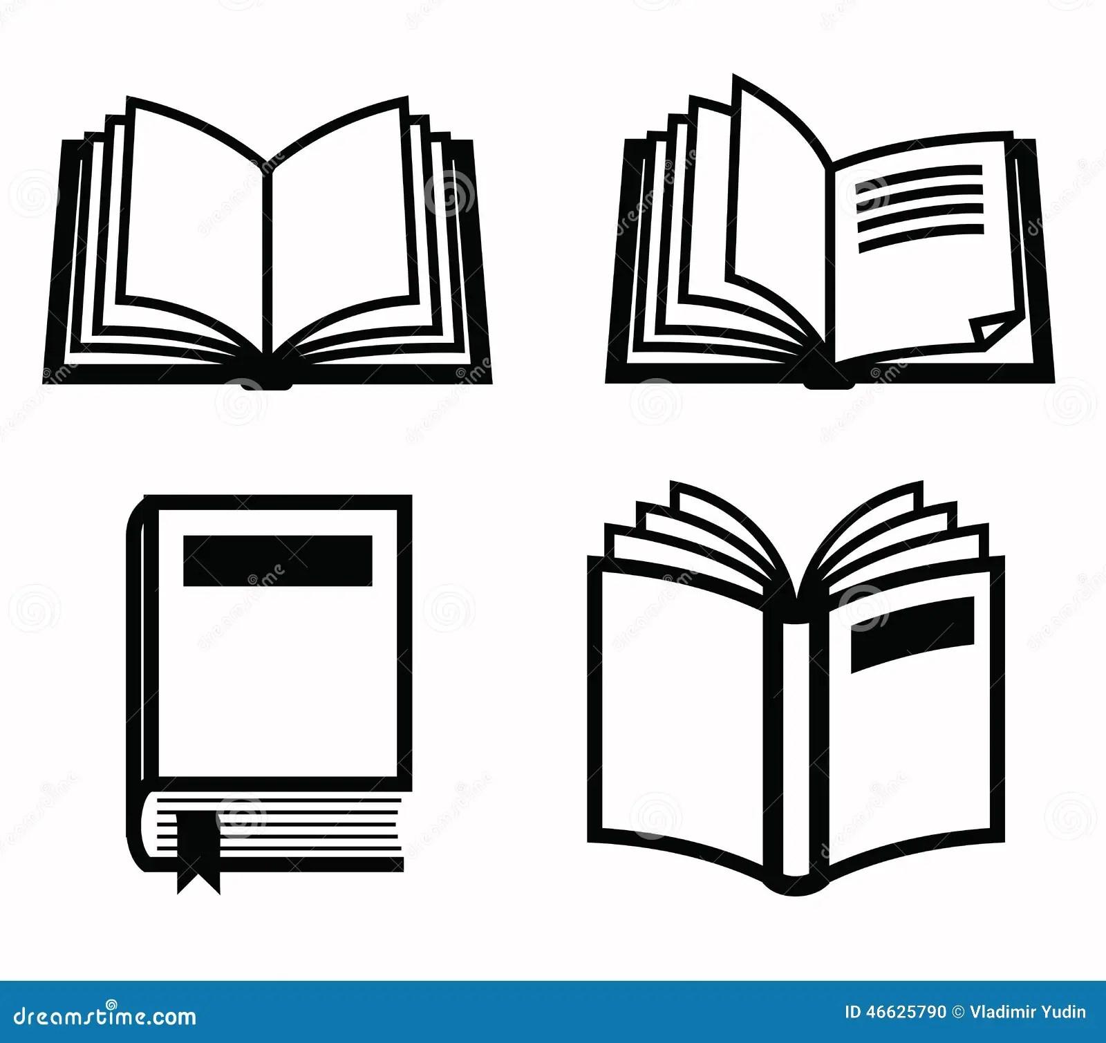 Book Icon Stock Vector