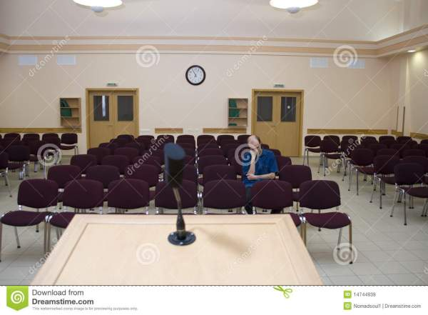 Boring Lecture Royalty Free Stock - 14744939
