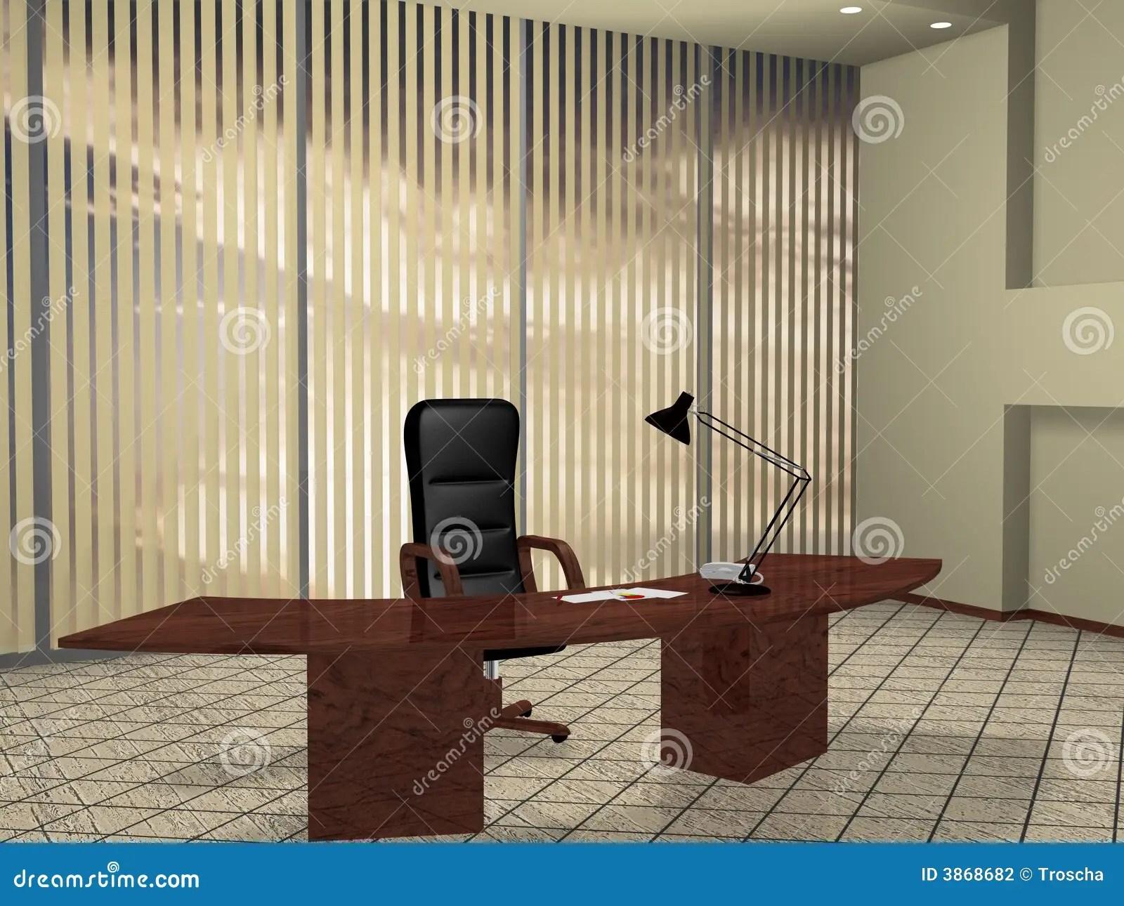 Boss Room Stock Photography  Image 3868682