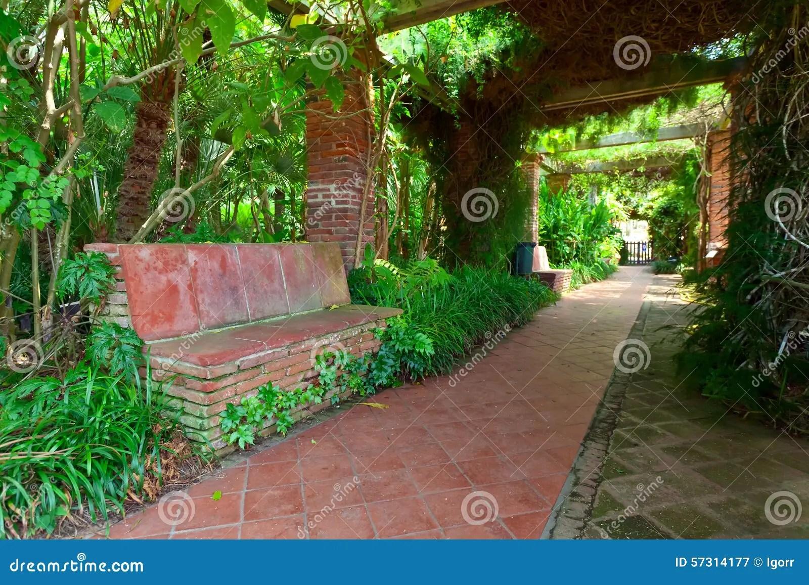 Costa Spanje Tuin