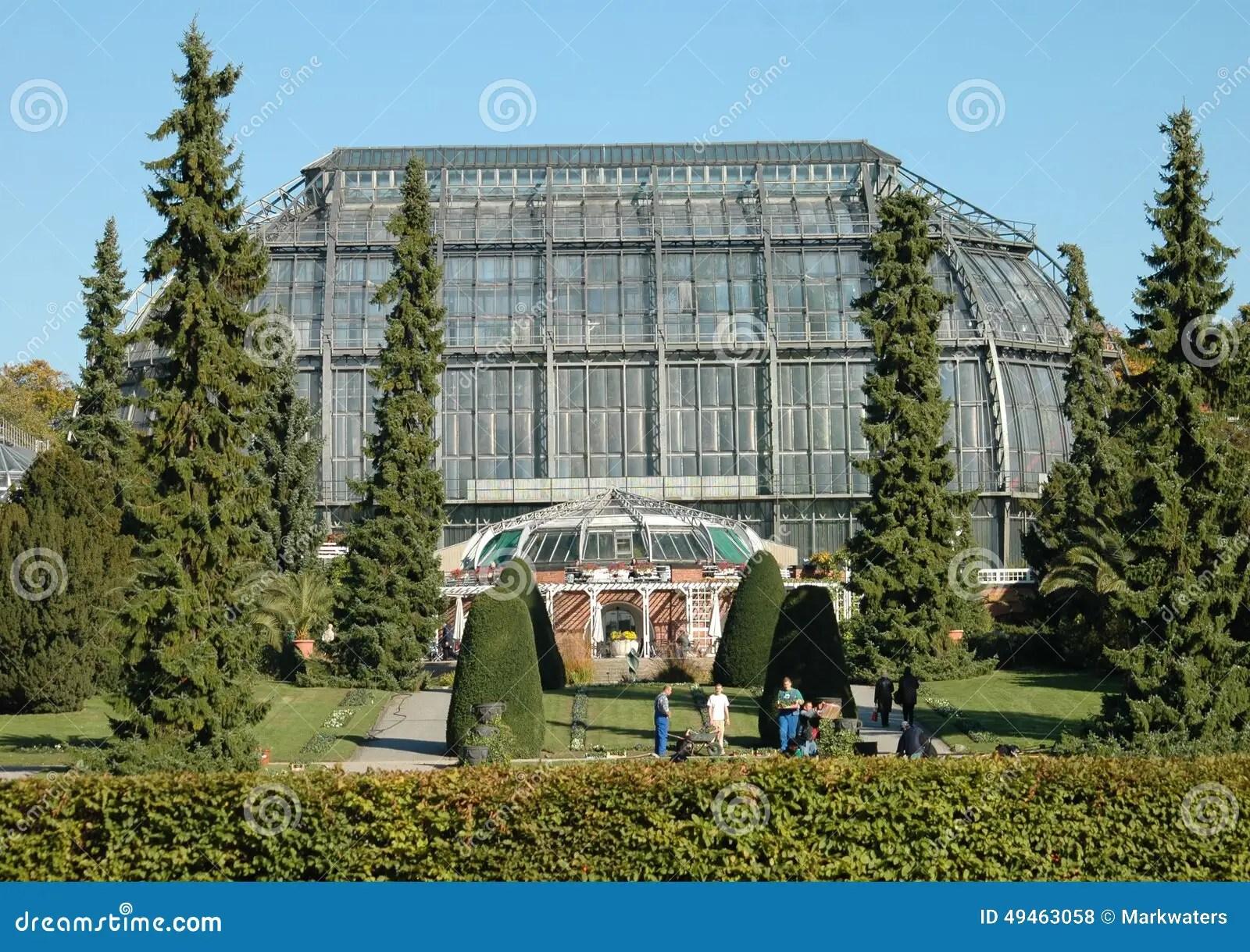 Botanischer Garten Botanische Tuin Berlijn Steglitz Royalty Vrije Stock Fotos