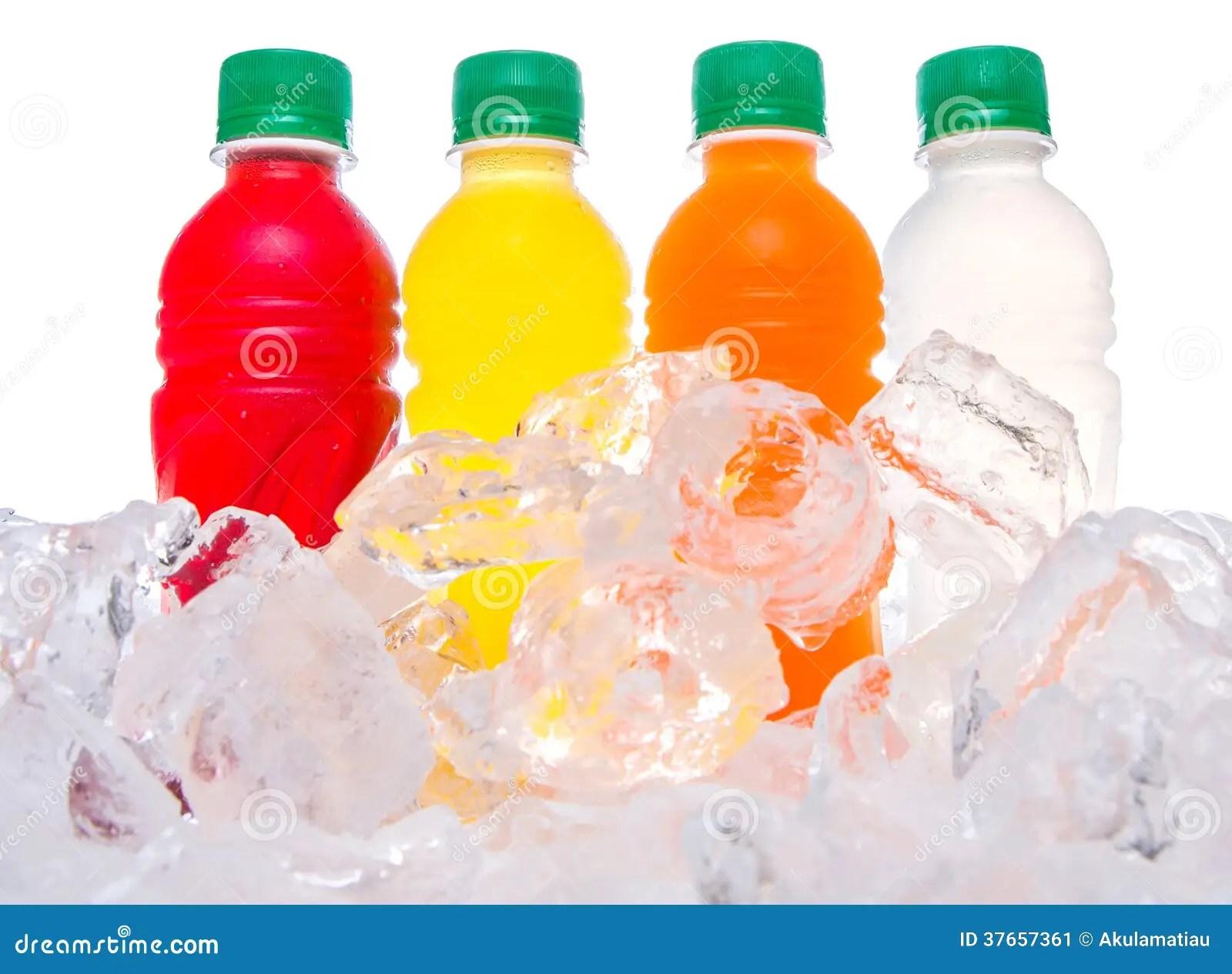 Bottled Fruit Juice Drinks II Stock Image Image 37657361
