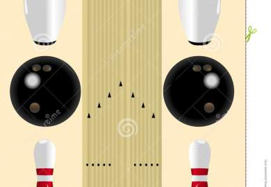 Bowling Lane Layout