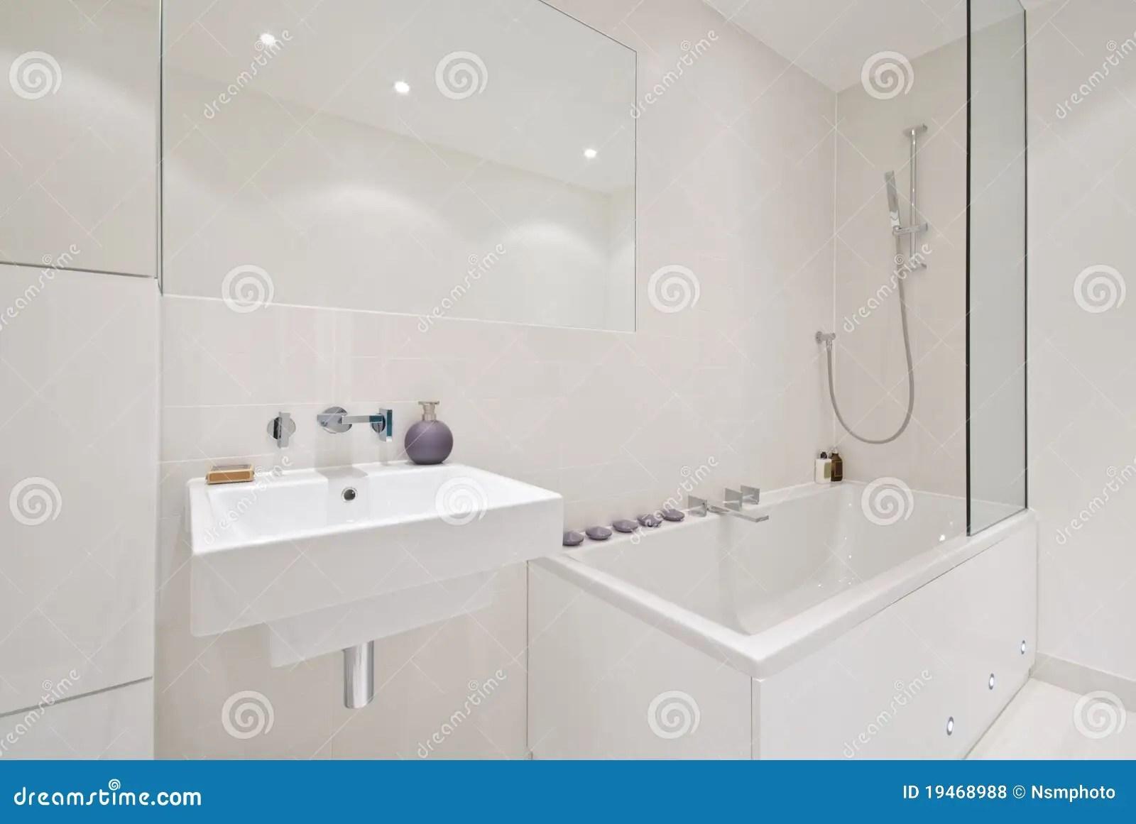 Brand New Modern Bathroom Stock Photo Image Of Modern