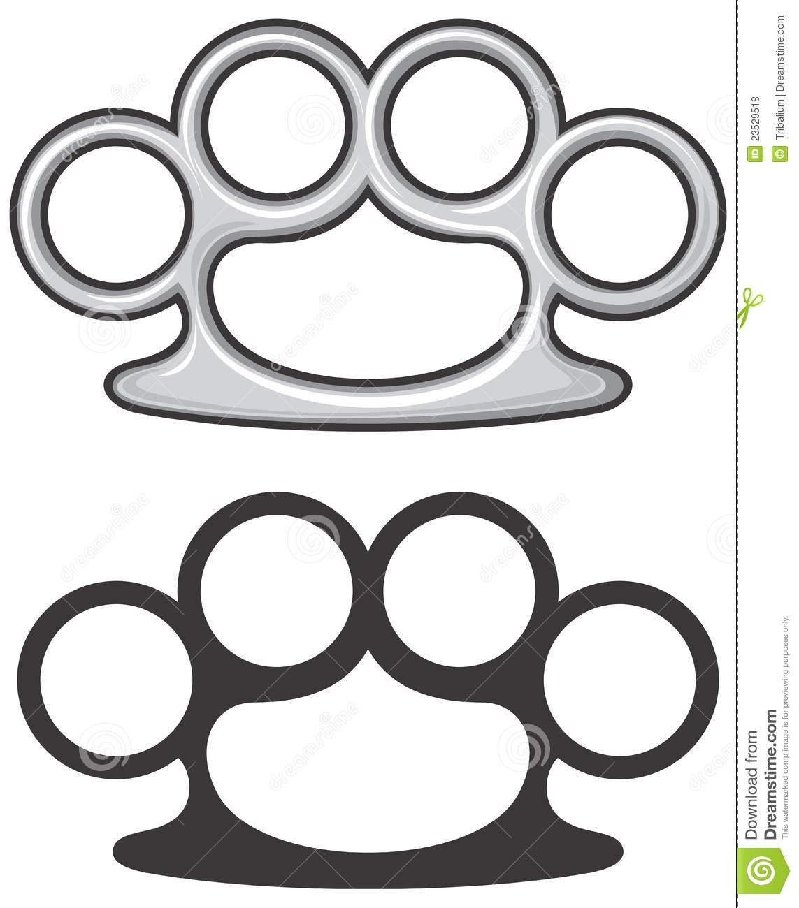 brass knuckles diagram dual switch wiring logo pictures to pin on pinterest pinsdaddy