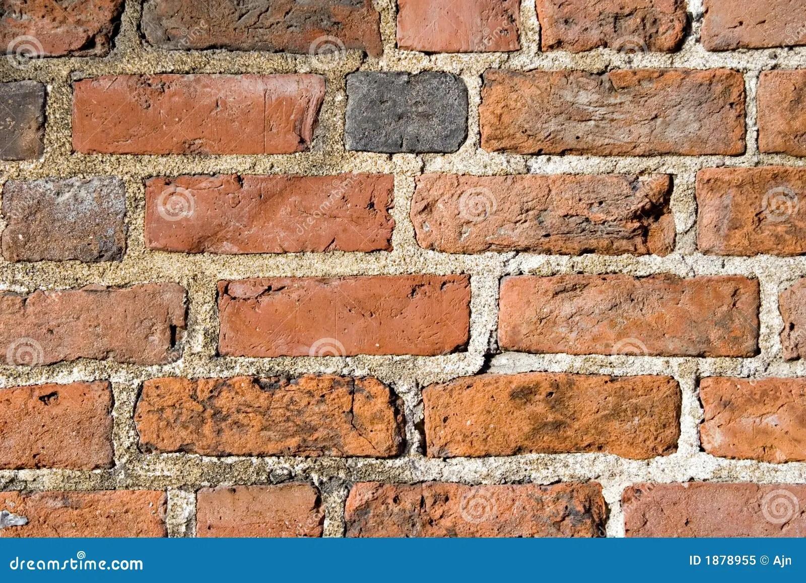 Brick Wall stock image Image of outside blocks rugged  1878955