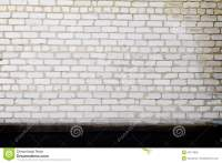 Brick Wall Grunge Black White Painted Background Royalty ...