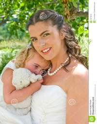 Bride And Young Bridesmaid Royalty Free Stock Images ...