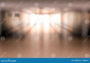 blur bright end focus