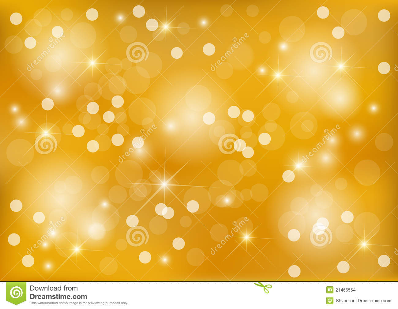 Falling From Stars Wallpaper Bright Yellow Dot Background Stock Vector Image 21465554