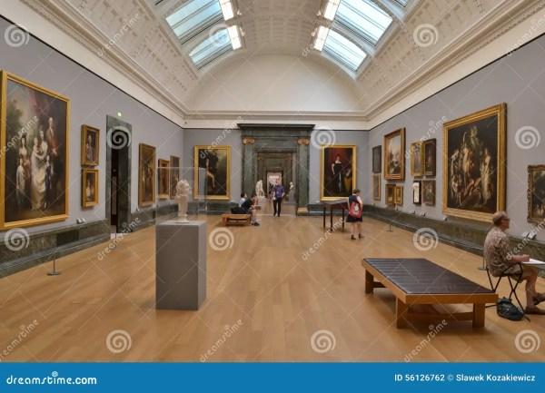 Tate British Art Gallery